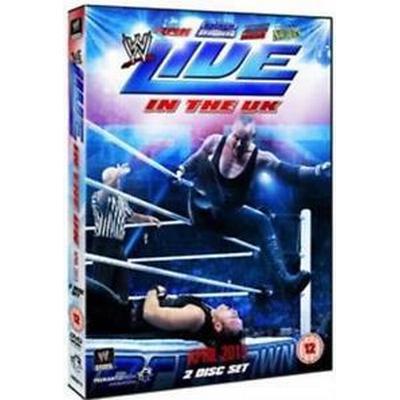 Live In The UK April 2 (Wrestling) (DVD) (DVD 2015)