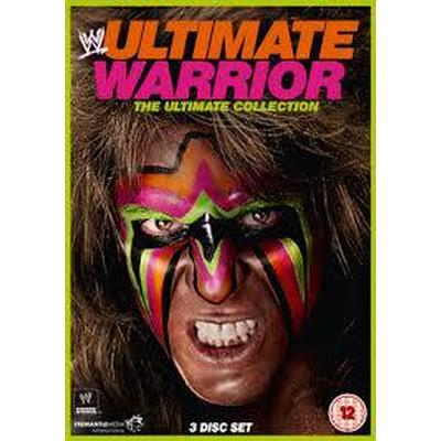 Ultimate Warrior (Wrestling) (3DVD) (DVD 2015)