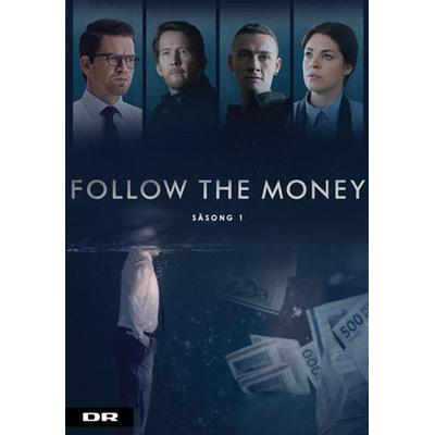Follow the money: Tv-serien (4DVD) (DVD 2016)