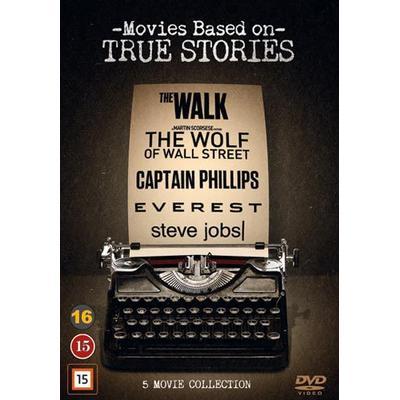 Based on a true story Box - 5 filmer (5DVD) (DVD 2016)