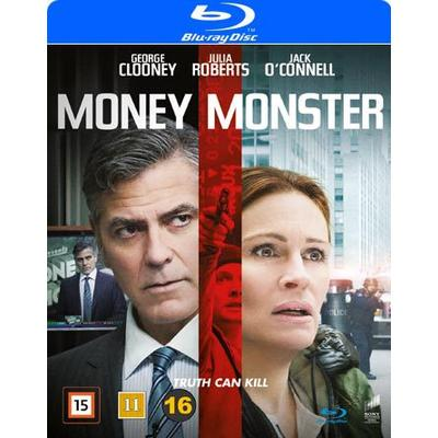 Money monster (Blu-ray) (Blu-Ray 2016)