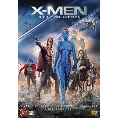 X-Men - Prequal trilogy (3DVD) (DVD 2016)