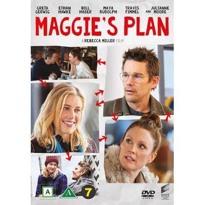 Maggie's plan (DVD) (DVD 2016)