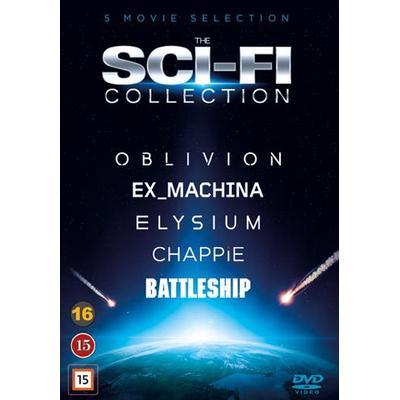 Sci-Fi Box - 5 filmer (5DVD) (DVD 2016)