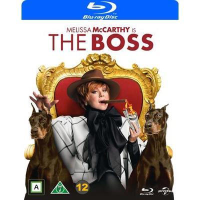 The Boss (Blu-ray) (Blu-Ray 2016)