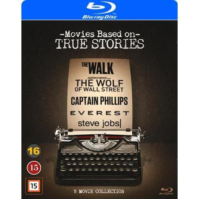 Based on a true story Box - 5 filmer (5Blu-ray) (Blu-Ray 2016)