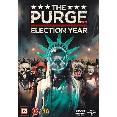 Purge 3 - Election year (DVD) (DVD 2016)