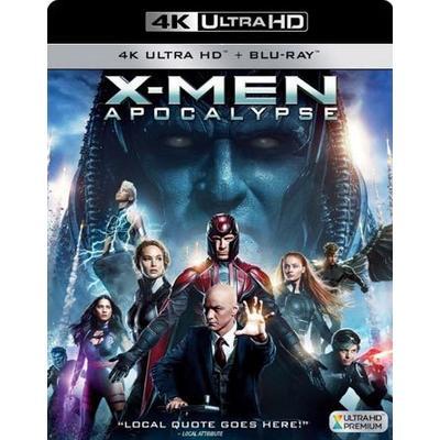 X-Men - Apocalypse (4K Ultra HD + Blu-ray) (Unknown 2016)