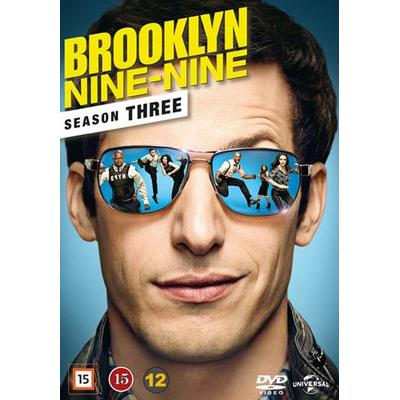 Brooklyn Nine-Nine: Säsong 2 (3DVD) (DVD 2016)
