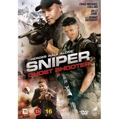 Sniper 6 - Ghost shooter (DVD) (DVD 2016)