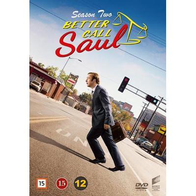 Better call Saul: Säsong 2 (3DVD) (DVD 2016)