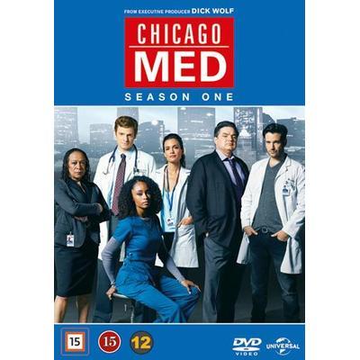 Chicago Med: Säsong 1 (5DVD) (DVD 2016)