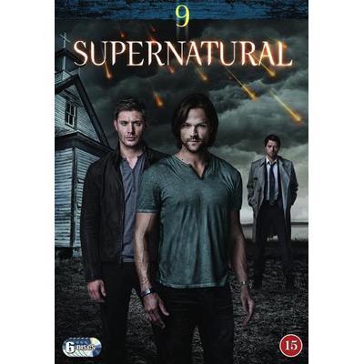 Supernatural: Säsong 9 (6DVD) (DVD 2014)
