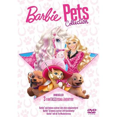 Barbie: Pets box - 3 filmer (3DVD) (DVD 2016)