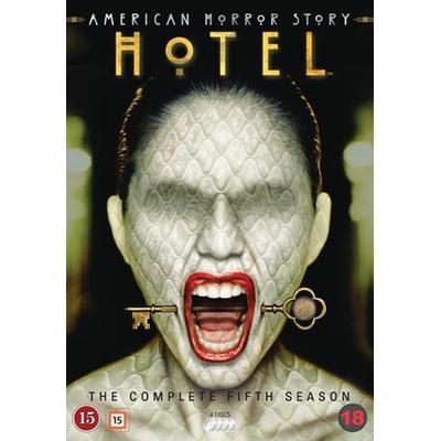 American Horror Story: Säsong 5 (4DVD) (DVD 2016)