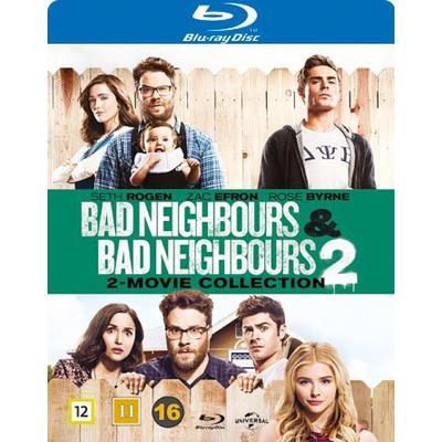 Bad neighbours 1+2 (2Blu-ray) (Blu-Ray 2016)