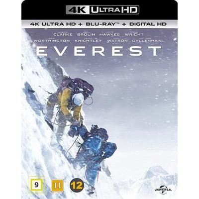 Everest (4K Ultra HD + Blu-ray) (Unknown 2015)
