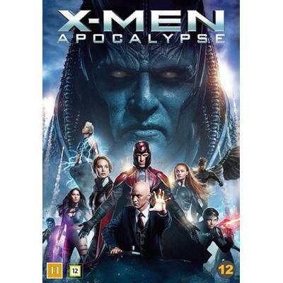 X-Men - Apocalypse (DVD) (DVD 2016)