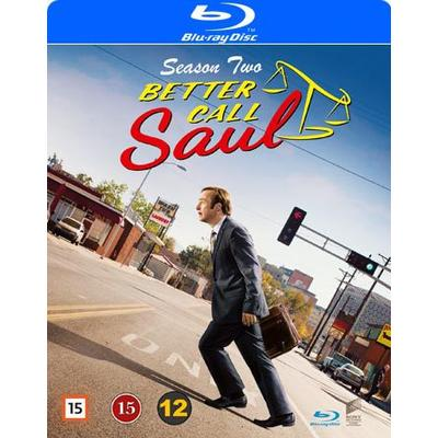 Better call Saul: Säsong 2 (3Blu-ray) (Blu-Ray 2016)