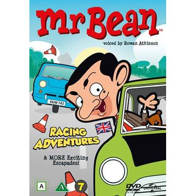 Mr Bean animated: Säsong 2 vol 3 (DVD) (DVD 2016)