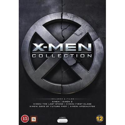X-Men - The Saga (6DVD) (DVD 2016)