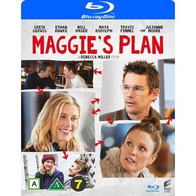 Maggie's plan (Blu-ray) (Blu-Ray 2016)