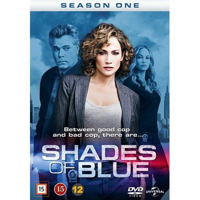 Shades of blue: Säsong 1 (3DVD) (DVD 2016)