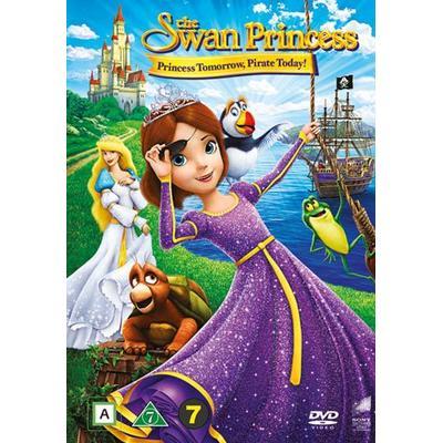 Svanprinsessan 6 (DVD) (DVD 2016)