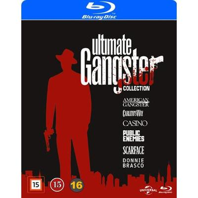 Ultimate Gangster collection - 6 filmer (6Blu-ray) (Blu-Ray 2016)
