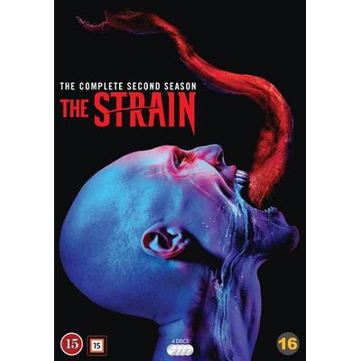 The Strain: Säsong 2 (4DVD) (DVD 2015)