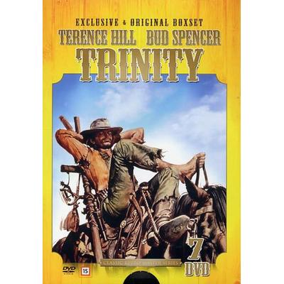 Trinity collection (7DVD) (DVD 2016)