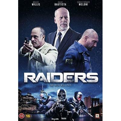Raiders (DVD) (DVD 2016)