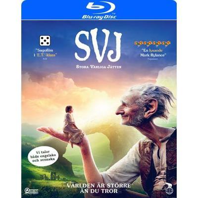 SVJ - Stora vänliga jätten (Blu-ray) (Blu-Ray 2016)