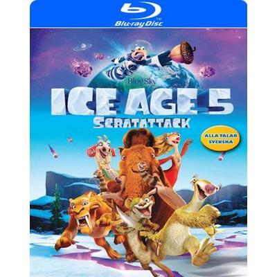 Ice age 5 - Scratattack (Blu-ray) (Blu-Ray 2016)