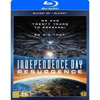Independence day 2 - Resurgence 3D (Blu-ray 3D + Blu-ray) (3D Blu-Ray 2016)