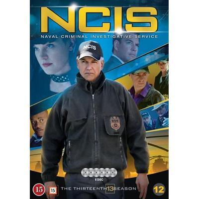 NCIS: Säsong 13 (6DVD) (DVD 2016)