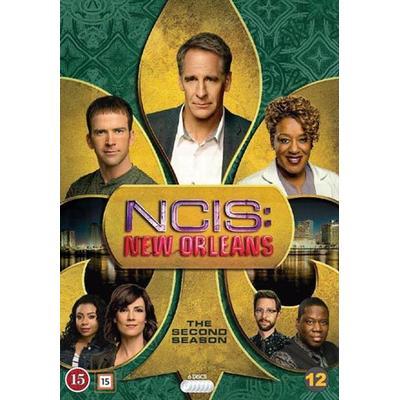 NCIS New Orleans: Säsong 2 (6DVD) (DVD 2016)