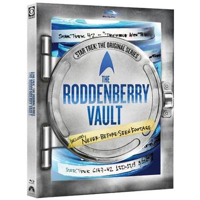 Star Trek: Roddenberry vault (3Blu-ray) (Blu-Ray 2016)