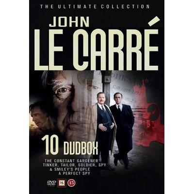 John Le Carre´ Ultimate collection (10DVD) (DVD 2016)