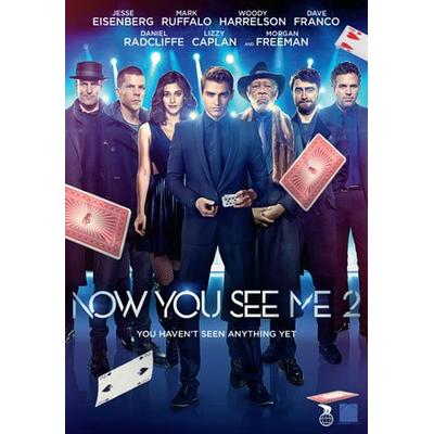 Now you see me 2 (DVD) (DVD 2016)