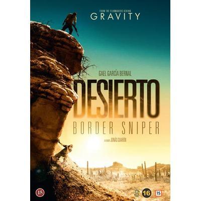 Desierto - Border sniper (DVD) (DVD 2015)