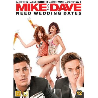 Mike and Dave need wedding dates (DVD) (DVD 2016)