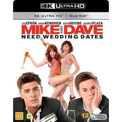 Mike and Dave need wedding dates (4K Ultra HD + Blu-ray) (Unknown 2016)
