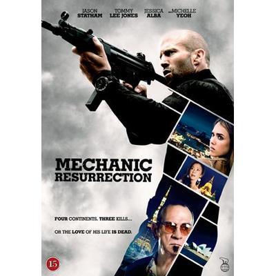Mechanic - Resurrection (DVD) (DVD 2016)