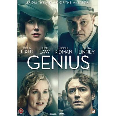 Genius (DVD) (DVD 2016)