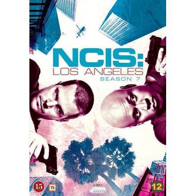 NCIS Los Angeles: Säsong 7 (6DVD) (DVD 2016)