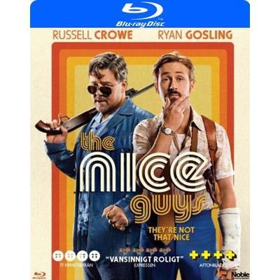 The nice guys (Blu-ray) (Blu-Ray 2016)
