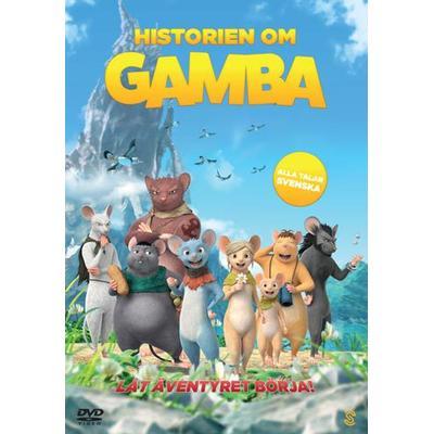 Historien om Gamba (DVD) (DVD 2015)