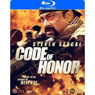 Code of honor (Blu-ray) (Blu-Ray 2016)