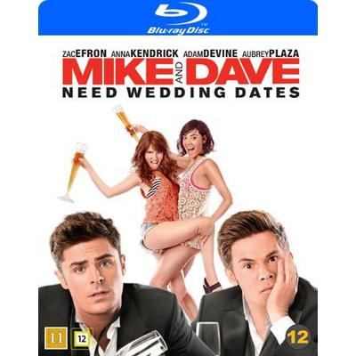 Mike and Dave need wedding dates (Blu-ray) (Blu-Ray 2016)